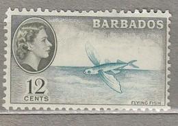 BARBADOS 1953 MNH (**) Mi 210, SG 296 #23264 - Barbades (...-1966)