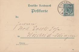 DR Ganzsache KOS Grabow (Mecklenburg) 7.1.91 - Deutschland