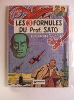 Blake & Mortimer - Les 3 Formules Du Prof. Sato - 1ère Partie  / EO  1977 - Blake Et Mortimer