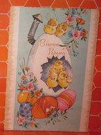 Auguri Buona Pasqua  Cartolina  1984 - Pasqua