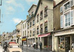 Bourbonne Les Bains  -  La Grande Rue - Bourbonne Les Bains