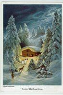 (030..902) Rudolf Sonnleitner, Frohe Weihnachten - Noël