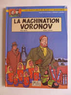 Blake & Mortimer - La Machination Voronov   / EO  2000 - Blake Et Mortimer