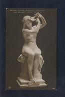Hector Lemaire *Der Morgen* Ed. N.P.G. Nº 1799. Nueva. - Esculturas