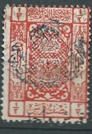 Arabie Saoudite - Sultanat Du Nedjed    - Yvert N° 25 Oblitéré  - Ad 38238 - Saudi Arabia