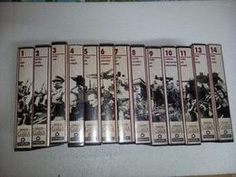 Cronache Di Guerra- Cassette VHS 12 Volumi - Documentaires