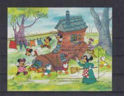 G574. Sierra Leone - MNH - Cartoons - Disney's - Cartoon Characters - Disney