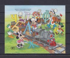 E574. Tanzania - MNH - Cartoons - Disney's - Cartoon Characters - Mickey - Disney