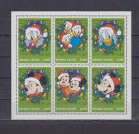 E574. Sierra Leone - MNH - Cartoons - Disney's - Cartoon Characters - Christmas - Disney