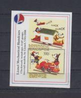 R178. Tanzania - MNH - Cartoons - Disney - Various Characters - Toys - Trains - Disney