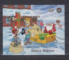C574. Uganda - MNH - Cartoons - Disney's - Cartoon Characters - Christmas - Disney