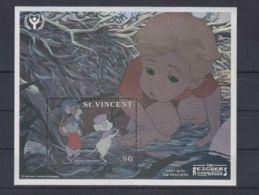 Z178. St. Vincent - MNH - Cartoons - Disney's - The Rescuers - Disney