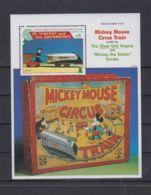 Y178. St. Vincent - MNH - Cartoons - Disney's - Cartoon Characters -Mickey-Circu - Disney