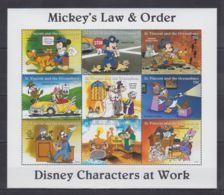 Y178. St. Vincent - MNH - Cartoons - Disney's - Cartoon Characters - Mickey-Plut - Disney