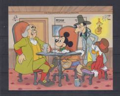 W178. St. Vincent - MNH - Cartoons - Disney's - Cartoon Characters - Mickey-Goof - Disney