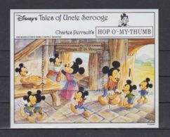 W178. St. Vincent - MNH - Cartoons - Disney's - Cartoon Characters - Mickey - Disney