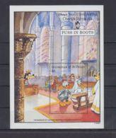 W178. St. Vincent - MNH - Cartoons - Disney's - Cartoon Characters - Donald Duck - Disney