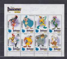 W178. St. Vincent - MNH - Cartoons - Disney's - Cartoon Characters - Darkwing - Disney