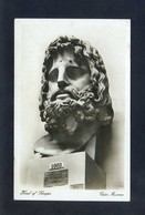 Cairo Museum *Head Of Serapis* Ed. Lebnert & Landrock - Cairo Nº 760. Nueva. - Esculturas