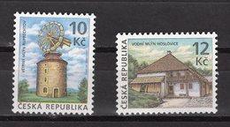 CZECH REPUBLIC - 2009 Technical Monuments - Windmills  M361 - Neufs