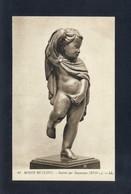 Musée De Cluny *Enfant Par Duquesnoy (XVII)* Ed. Lévy Fils Et Cie. - Paris Nº 41. Nueva. - Esculturas