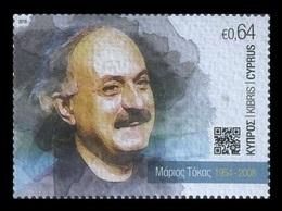 Cyprus 2018 Mih. 1390 Music. Composer Marios Tokas MNH ** - Cyprus (Republic)