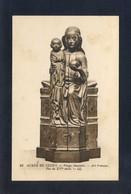 Musée De Cluny *Vierge Ouvrante* Ed. Lévy Et Neurdein Réunis - Paris Nº 28. Nueva. - Esculturas