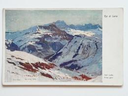 5169 Prima Guerra Pubblicitaria Pubblicita Militare 1915 Offizielle Karte Fur Rotes Kreuz Croce Rossa Nr 421 Col Di Lana - Weltkrieg 1914-18
