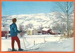 NORGE 040, * VANG I VALDRES * UNUSED - Norway