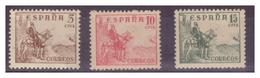 SPAGNA - 1949 - QUATTRO VALORI DEL PERIODO CON DIFETTI. - MNH** - 1931-Oggi: 2. Rep. - ... Juan Carlos I