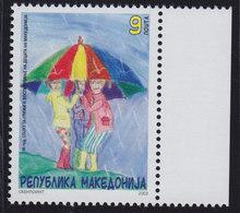 Macedonia 2003 Children's Day, MNH (**) Michel 298 - Macedonia
