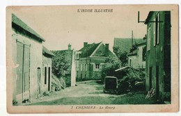 36-37 CHENIERS - France