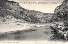 L'ARDECHE ILLUSTREE DESCENTE DES GORGES DE L'ARDECHE DU PONT D'ARC A SAINT MARTIN - Saint Martin De Valamas
