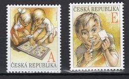 CZECH REPUBLIC - 2010 Development Of Philately  M374 - Tschechische Republik