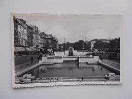 CPA Original:  ANVERS - Standbeeld Peter Benoit - Antwerpen
