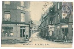 DOUDEVILLE - Rue De L'Hôtel De Ville - France