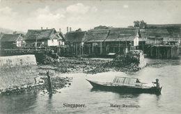 Singapore - Malay Dwellings - Singapore