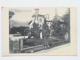 Gorizia 160 Cormons 1910 Villa Perusini Ed 8419 Moretti - Autres Villes