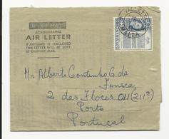Aerogramme * Malta * 1956 * Valletta - Malta