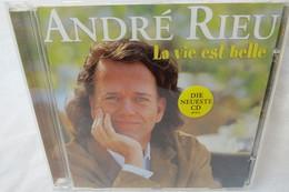"""CD """"André Rieu"""" La Vie Est Belle - Instrumental"""