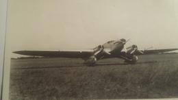 """Ancienne Photo D'un Avion """" Couzinet Arc En Ciel """" , 12 X 8,5 Cm - Aviation"""