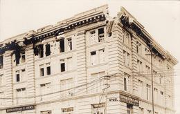 Mexico - YMCA - Asociacion Christina De Jovenes - Estragos Del Bombardeo 1913 - Revolution Mexicaine - Mexico