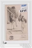 8345 AK/PC/CARTE PHOTO/2295/MAR DEL PLATA/PHOTO MANDRI 1933 - Argentina