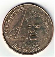 Monnaie De Paris 56.Lorient -Tabarly Cité De La Voile 2013 - Monnaie De Paris