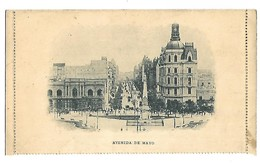 ARGENTINE - Avenida De Mayo - Argentina