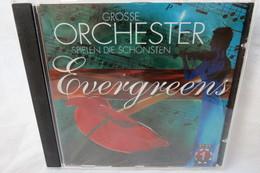 """CD """"Grosse Orchester Spielen Die Schönsten Evergreens"""" CD 1 - Instrumental"""