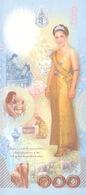 Thailand P.111 100 Bath 2004  Unc - Tailandia