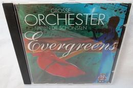 """CD """"Grosse Orchester Spielen Die Schönsten Evergreens"""" CD 2 - Instrumental"""