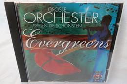 """CD """"Grosse Orchester Spielen Die Schönsten Evergreens"""" CD 3 - Instrumental"""