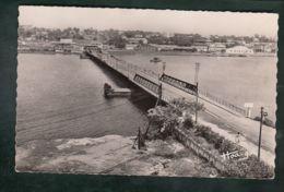 CP (Afr.) Côte D'Ivoire - Abidjan - Le Pont Flottant - Ivory Coast